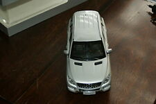 1:18 Minichamps Mercedes-Benz ML W166 iridium silver silber
