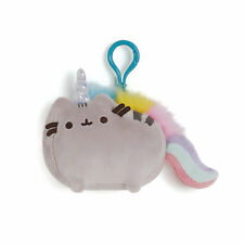GUND Pusheenicorn Backpack Clip Stuffed Animal