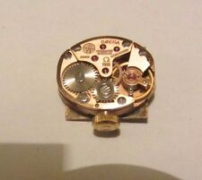 VINTAGE OMEGA 1100 CALIBRE WATCH MOVEMENT WORKING