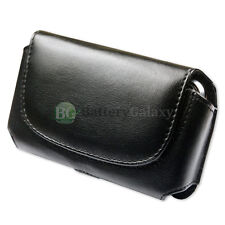 Leather Pouch Belt Clip Phone Case for LG UN150 Envoy VN150 Revere UN270 Attune