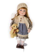Doll DENISE Collector's Baby Doll Children's porcelain New