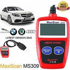 MaxiScan MS309 Car Fault Code Reader Engine Scanner OBD2/EOBD AUTEL