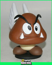 Super Mario Brothers Bros Action Figure Movable Figurine Mushroom Flying GOOMBA