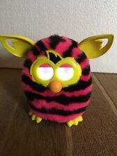 Furby Boom (pink And Black Stripped)
