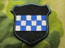 PATCH 99th INFANTRY DIVISION US PERIODE VIETNAM