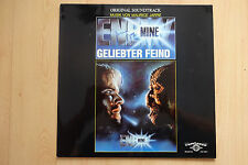 "Enemy Mine ""Maurice Jarre"" Autogramm signed LP-Cover ""Soundtrack"" Vinyl"