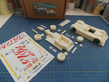 CUSTOM FX RILEY & SCOTT MK3 DAYTONA RAIN-X 1995 1/24 CURBSIDE-SLOT RESIN KIT