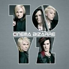 "CINEMA BIZARRE ""TOYZ"" CD 18 TRACKS NEU"