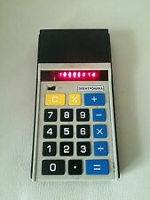 Vintage Soviet USSR Rare Calculator Electronika B3-23  1980's RED LED #191873