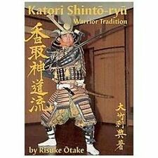 Katori Shinto-ryu: Warrior Tradition (Japanese Edition)-ExLibrary