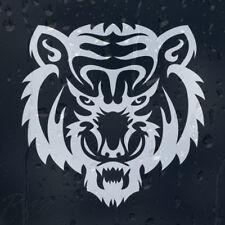 Tribal tigre roi lion voiture ou ordinateur portable decal vinyl sticker pour fenêtre panneau pare-chocs