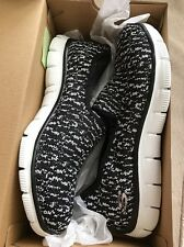 New Women's Skechers Empire Relaxed Fit Shoes Black/White Size 8M