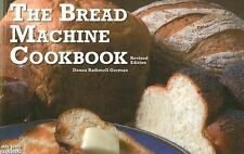 The Bread Machine Cookbook by German, Donna Rathmell, Good Book
