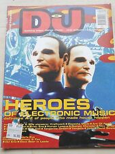 DJ N 31 1999 - HEROES OF ELECTRONIC MUSIC DEPECHE MODE ART OF NOISE BRIAN ENO