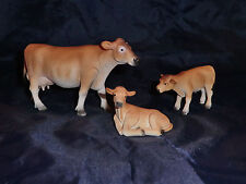 Mojo fun jersey cow family similar scale schleich,papo will combine postage