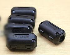 10pcs TDK Snap On RF EMI Noise Filter Ferrite Core 9mm ZCAT2035-0930 black