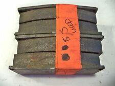 Alcon or Brembo front brake pads (7700-25 style) 15J compound 24MM Rem. Nascar