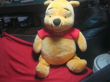 "Disney WINNIE THE POOH 28"" TALKING Large Big Jumbo Stuffed Animal Plush Bear"