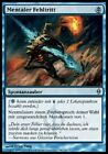 Mentaler Fehltritt / Mental Misstep - NEW PHYREXIA - deutsch (near-mint +)