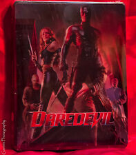 Daredevil Limited Edition Lenticular Steelbook, Blu-Ray UK, Region Free)