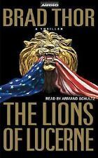 The Lions of Lucerne, Brad Thor, Good Book