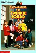 The Twinkie Squad Korman, Gordon Paperback