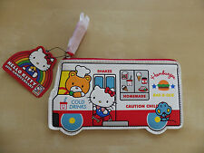 Hello Kitty Con Exclusive 40th Anniversary Loungefly Truck Small Coin Purse