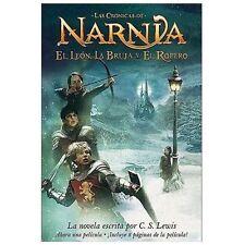 Narnia: El Leon, la Bruja y el Ropero by C. S. Lewis (2005, Paperback)