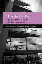 City Matters: Competitiveness, Cohesion and Urban Governance, , New Book