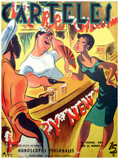 """20x30""""Quality CANVAS poster.Room design.Sexy girl taking in a club bar.6910"""