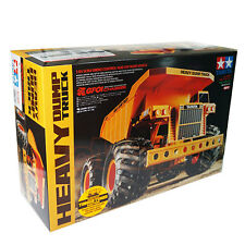 Tamiya 1:24 GF-01 Heavy Dump Truck 4WD EP RC Car On Off Road #58622