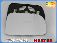 Wing Mirror Glass HONDA HRV 1996-2006 Wide Angle HEATED Right Side #JH031