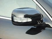 Lexus LS430 LED side mirror cover pair/One Auto-Folding mirror/position light