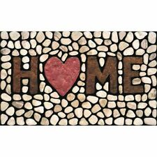 Home Doormat Welcome Indoor Outdoor Door Entrance Way Entry Floor Mat Porch Rug