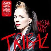 IMELDA MAY 'TRIBAL' DELUXE EDITION CD (Bonus Tracks) (2014)