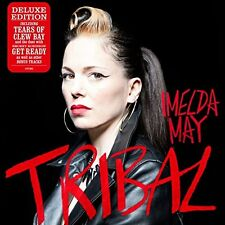 IMELDA MAY 'TRIBAL' DELUXE EDITION CD (Bonus Tracks) (2014)