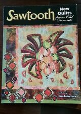 Sawtooth : New Quilts from an Old Favorite by AQS Editors (2008, Paperback,...
