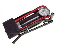 Am-Tech Foot Pump With Gauge