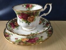 Royal Albert Old Country Roses 1962 Trio