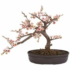 OpenBox Nearly Natural 4764 Cherry Blossom Bonsai Silk Tree, Pink