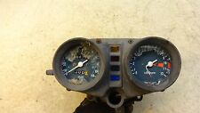 1979 Honda CB400 T Twin H1261. gauge cluster speedo tach instrument panel
