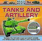 G, Model Maker Tanks and Artillery: Includes Five Full-Color Press-Out Models to