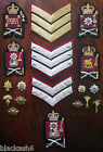Grenadier Coldstream Scots Irish Welsh Guards Rank & Cap Badges Officers / NCO