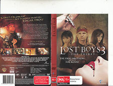 Lost Boys 3:The Thirst-2010-Corey Feildman-Movie-DVD