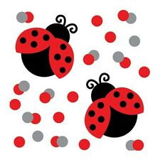 Ladybug Birthday Party Baby Shower Table Decoration Sprinkle Confetti