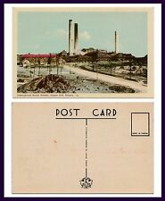 CANADA ONTARIO COPPER CLIFF NICKEL SMELTER PUBLISHED BY PECO, NUMBER 16