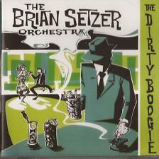 Brian Setzer Orchestra  - Dirty Boogie ( CD 2012 ) NEW / SEALED