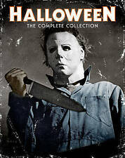 NEW Halloween: The Complete Collection (Blu-ray Disc, 2014, 10-Disc Set)