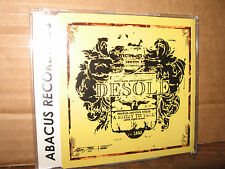 DESOLE CD A STORY TO TELL ABACUS RECORDINGS ADVANCE PROMO