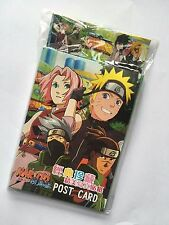 32PCS Anime Naruto Paper Sticker Kids Birthday Gift Colorful Decal Sticker